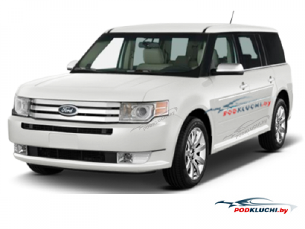FORD FLEX USA